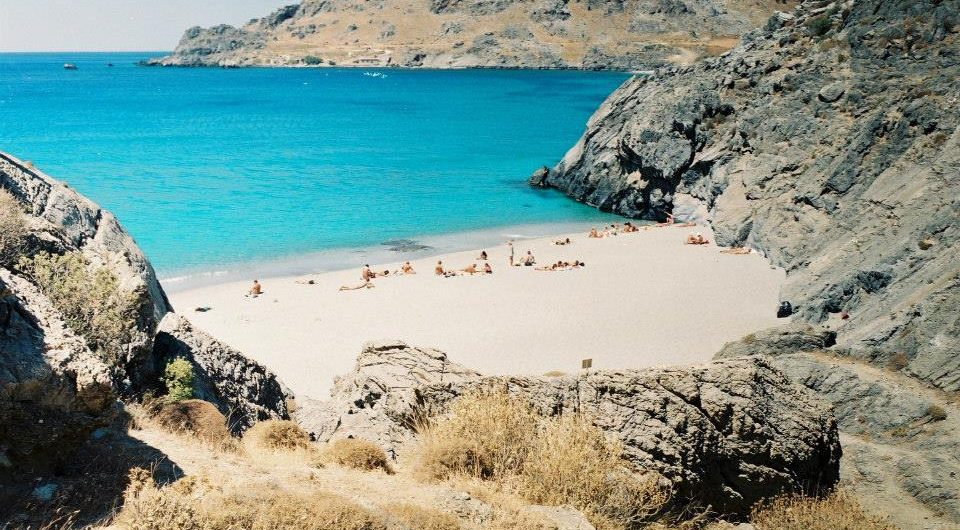 Ammoudi - cretan beaches