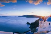 from crete to santorini island 2 days tour