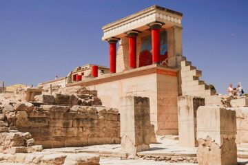 knossos pallace