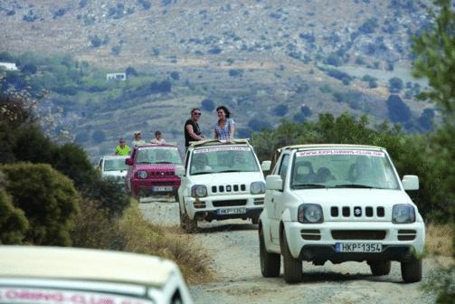 Jeep Safari hersonisos crete
