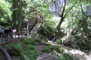 The unique samaria gorge
