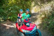 go xplore - quad safari in crete