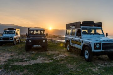jeep safari land rover