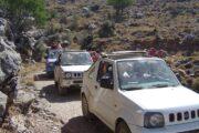 Jeep Safari hersonissos crete