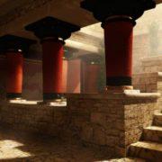 knossos palace heraklion crete