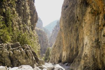 samaria gorge - safari and tour in crete