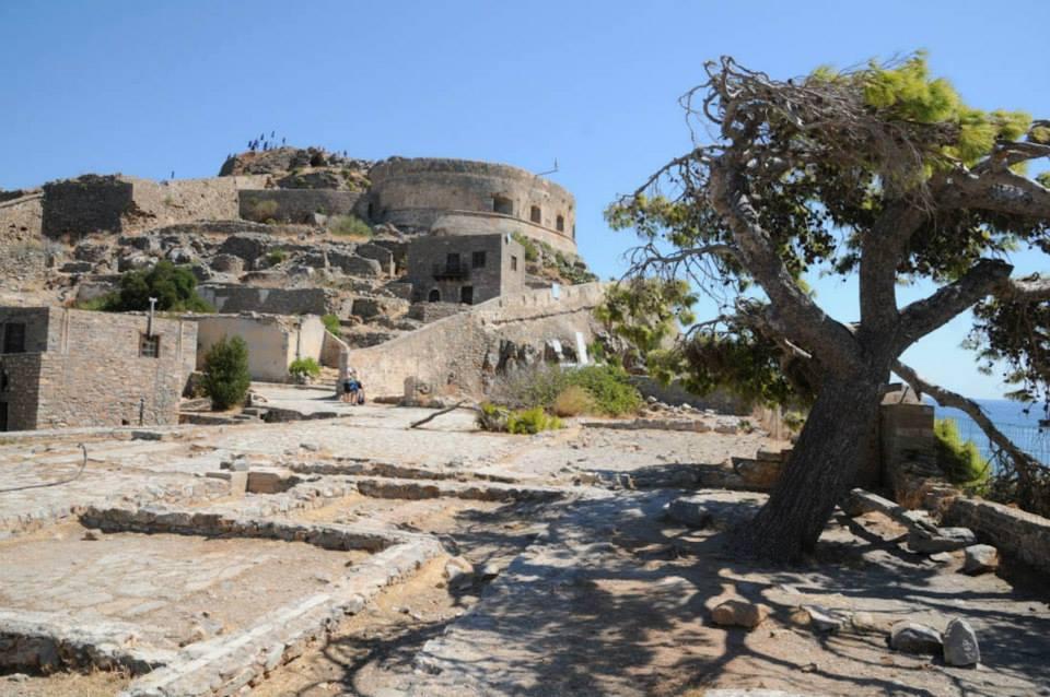 the historical spinalonga