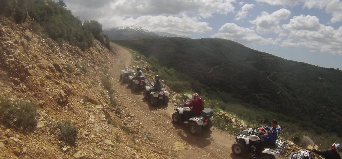 GoXplore - Quad safari tour excursion
