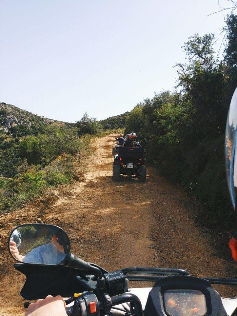 quad safari crete 2018