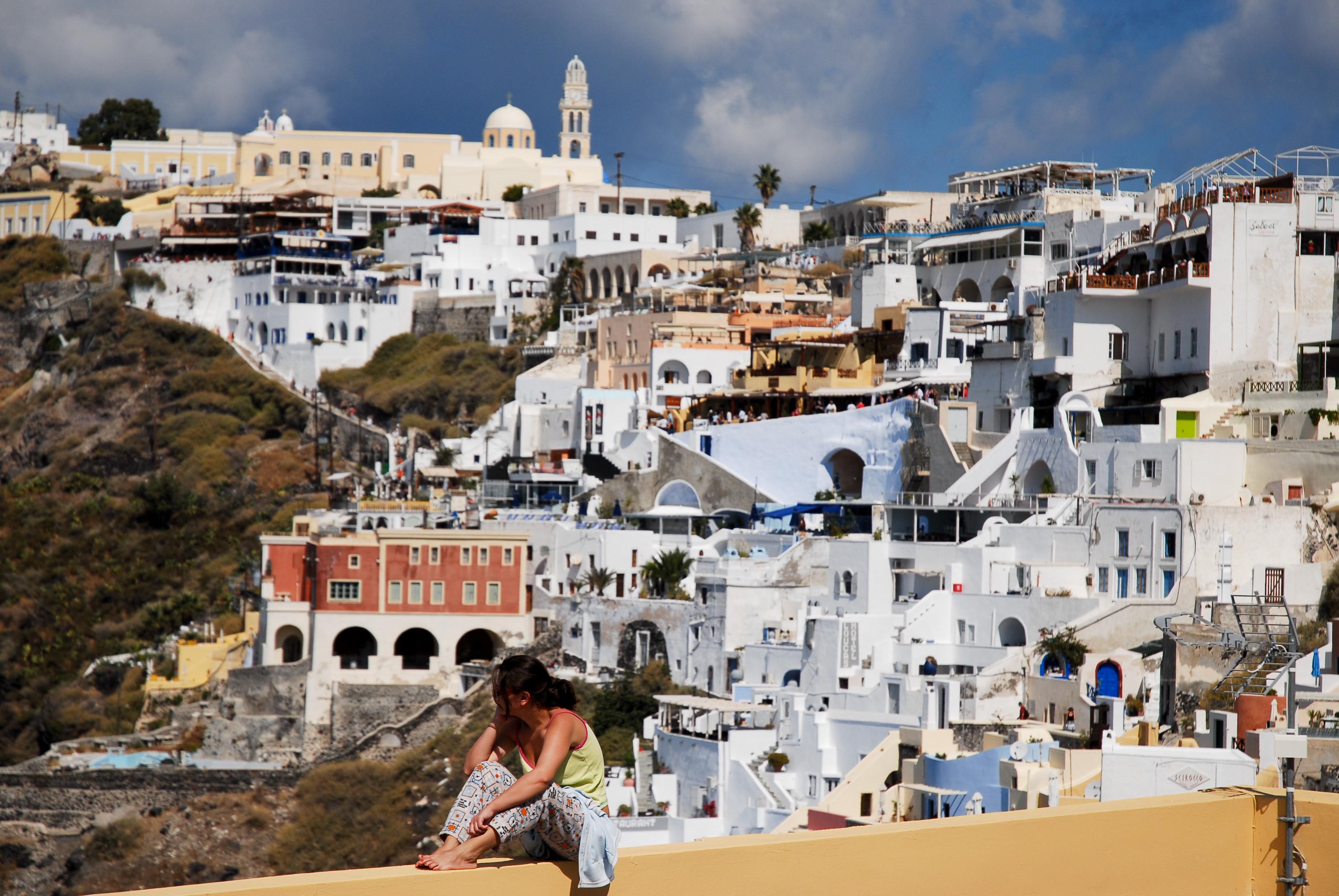 Crete To Santorini Island 1 Day Tour Excursions In