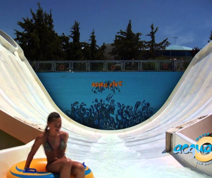 acqua plus water park hersonissos crete