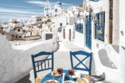 Traditional Santorini island - 1 day tour from Crete