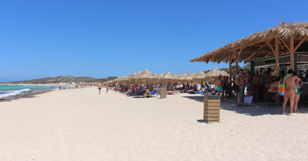 christi island Crete tour excursion