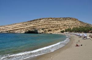 Matala_Beach