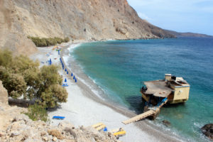 glyka nera - cretan beaches