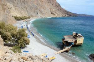 glyka nera - cretan beaches