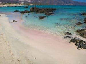 elafonissi beach - cretan beaches