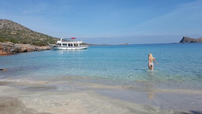 kolokytha beach - cretan beaches
