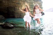Crete photographer - family photoshoot