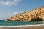 Matala beach - south Crete